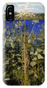 Wild Angelica IPhone Case