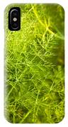 Wild Aniseed IPhone Case