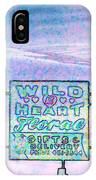Wild At Heart Floral And Gifts IPhone Case