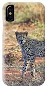 Wild Beauty... IPhone Case