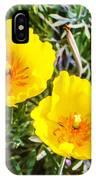 Wild Flowers 2 IPhone Case