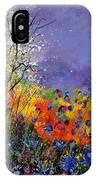Wild Flowers 4110 IPhone Case
