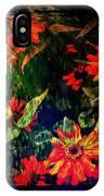 Wild Flowers IPhone Case by Deahn      Benware