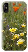 Wild Flowers Russian Ridge IPhone Case