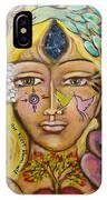 Wild Goddess IPhone Case