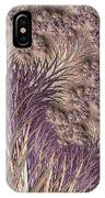 Wild Grasses Blowing In The Breeze  IPhone Case