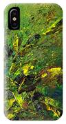 Wild Green IPhone Case