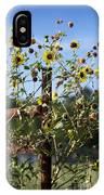 Wild Growth IPhone Case