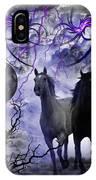 Wild Horses IPhone Case