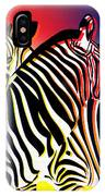 Wild Life 2 IPhone Case