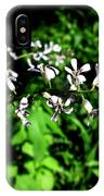 Wild Missouri Flowers IPhone Case