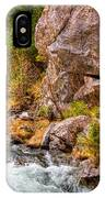 Wild Mountain River IPhone Case