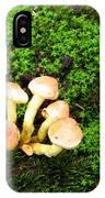 Wild Mushrooms IPhone X Case