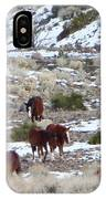 Wild Nevada Mustangs 2 IPhone Case