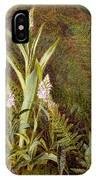 Wild Orchids IPhone Case