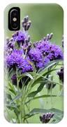 Wild Purple IPhone Case