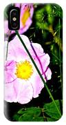 Wild Rose IPhone Case