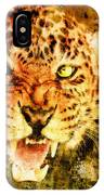 Wild Threat IPhone Case