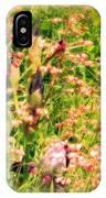 Wild Unfettered Beauty IPhone Case