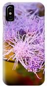 Wildflower-1 IPhone Case