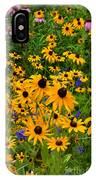 Wildflower Gold IPhone Case