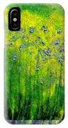 Wildflower Impression By Jrr IPhone Case