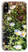 Wildflower Wandering IPhone Case