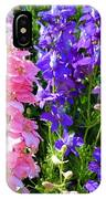 Wildflowers #16 IPhone Case