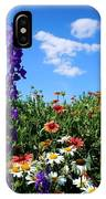 Wildflowers #7 IPhone Case