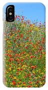 Wildflowers And Sky 2am-110541 IPhone Case