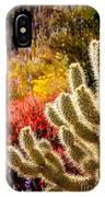 Wildflowers Ignite  IPhone Case