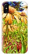 Wildflowers In The Wilds Of Colorado IPhone Case