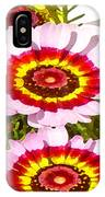 Wildflowers Tall IPhone Case