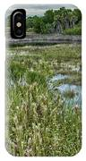 Wildlife Refuge Reflections IPhone Case