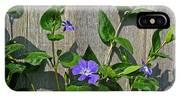 Wildly Purple IPhone Case