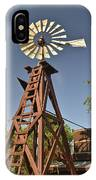 Wildseed Farms Windmill IPhone Case