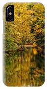 Willett Autumn Reflections IPhone Case