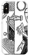 William Abell (c1584-1655) IPhone Case
