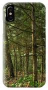 William's Woods IPhone Case