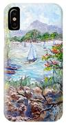 Willow By The Sea IPhone Case