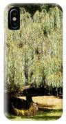 Willow Tree With Job Verse IPhone Case