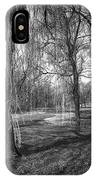 Willows In Spring Park IPhone Case