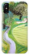 Winchester Country Club IIi IPhone Case