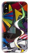 Wind Art IPhone Case
