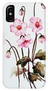 Wind Flowers IPhone Case