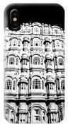 Wind Palace Jaipur IPhone Case