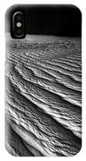 Wind Sand Light And Time IPhone Case