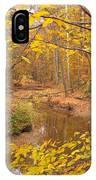 Winding Creek IPhone Case