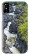 Winding River Pools IPhone Case