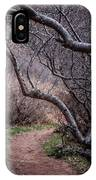 Winding Trail IPhone Case
